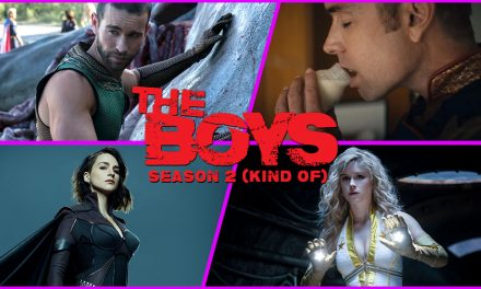 Episode 277: THE BOYS ARE BACK IN TOOOOWN… for season 2