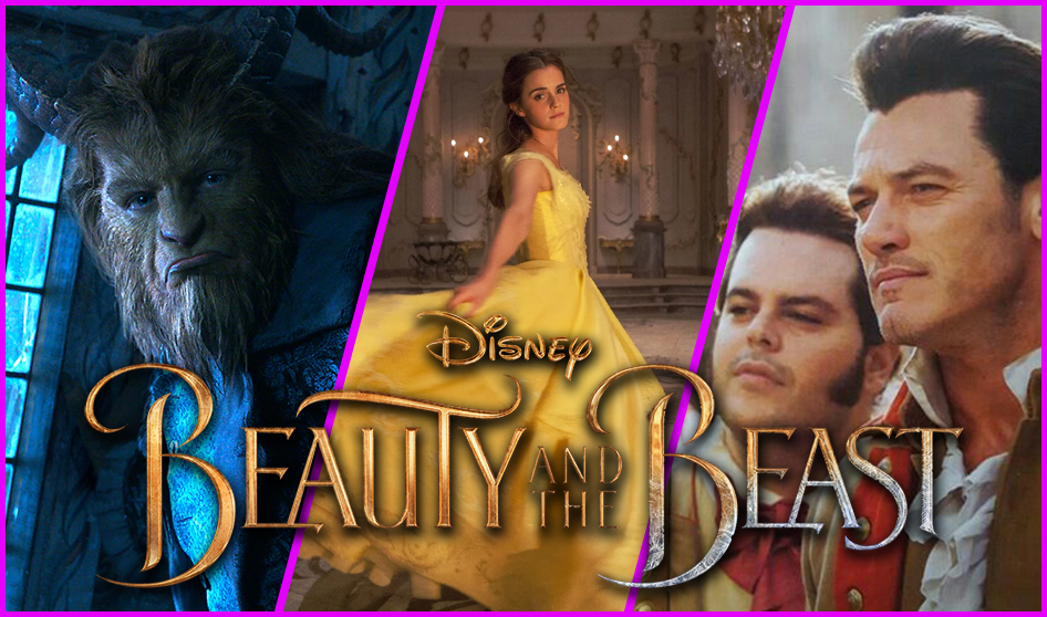 Episode 297: In which we discuss the dress from Beauty and the Beast at length. The movie too, but THE DRESS