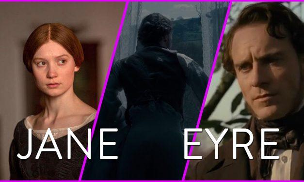Episode 296: Fassbender? More like ASSbender, amirite?! …We're talking about Jane Eyre
