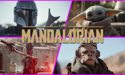Episode 295: Catching Wil Up on Mandalorian Season 1