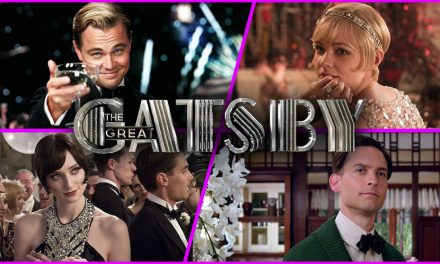 Episode 307: Ringing in the New Year with The Great Gatsby!
