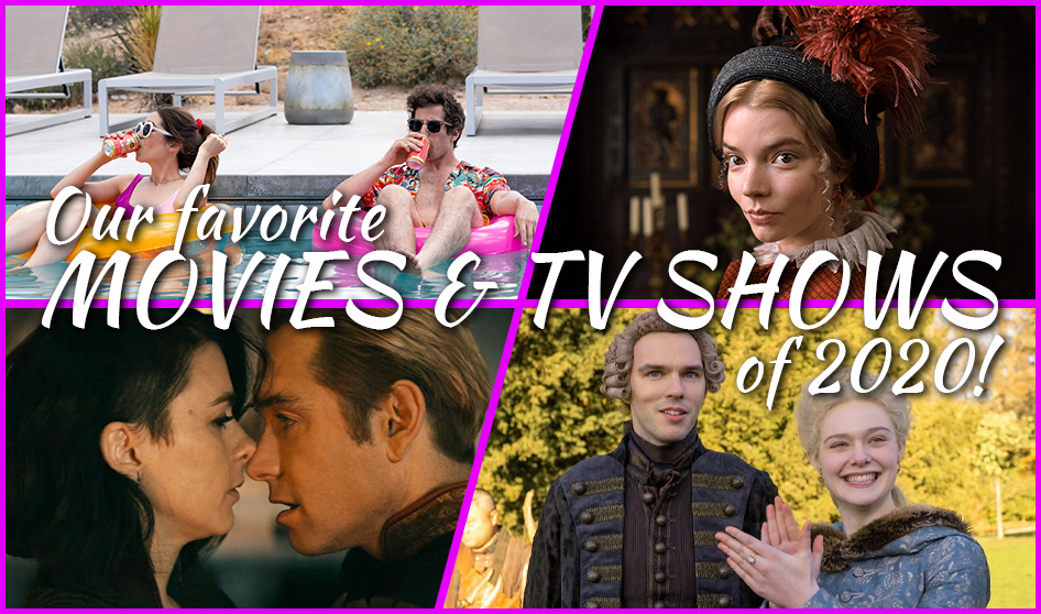 Episode 309: Our Favorite Movies and TV of 2020!