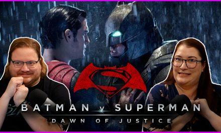Episode 327: Batman v Superman is pretty rough
