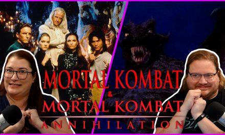 Episode 339: Mortal Kombat 1995, and MK Annihilation