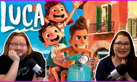 Episode 348: Luca swims onto Disney+ to mixed reactions