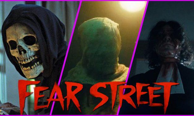 Episode 356: Netflix's Horror Trilogy, FEAR STREET!