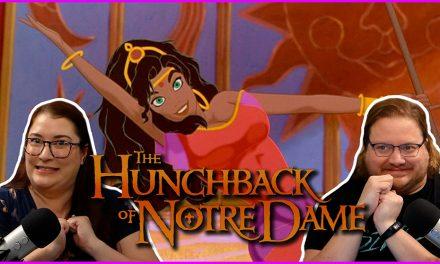 Episode 355: Revisiting the Hunchback of Notre Dame!