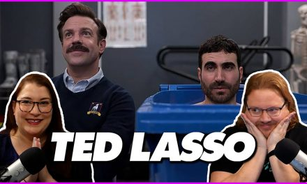 Episode 358: The Unrelenting Joy that is TED LASSO!
