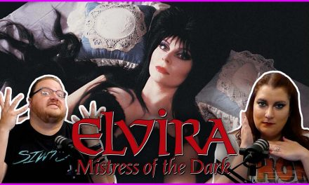 Episode 374: Elvira Mistress of the Dark!!
