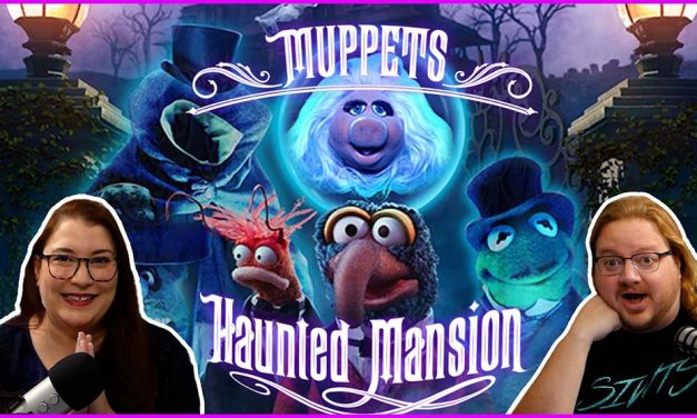 Episode 376: A Spooky Trip Through Muppets Haunted Mansion!